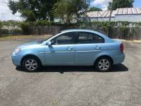 2008 Hyundai Accent GLS 4dr Sedan