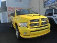 2004 Dodge Ram Pickup 1500 2dr Regular Cab SLT 4WD SB