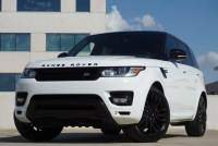 2015 Land Rover Range Rover Sport Dynamic Supercharged SC