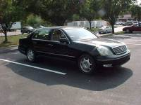 2002 Lexus LS 430 4dr Sedan