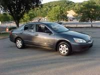 2007 Honda Accord LX 4dr Sedan (2.4L I4 5A)
