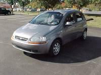 2006 Chevrolet Aveo LS 4dr Hatchback