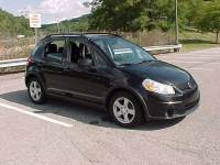2012 Suzuki SX4 Crossover AWD 4dr Crossover with Technology Value Package CVT