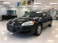 2008 Chevrolet Impala LS 4dr Sedan w/ roof rail curtain delete