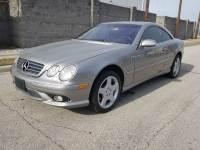 2004 Mercedes-Benz CL-Class CL 500 2dr Coupe