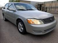 2001 Toyota Avalon XL 4dr Sedan w/Bucket Seats