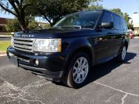 2009 Land Rover Range Rover Sport 4x4 HSE 4dr SUV w/ Luxury Package