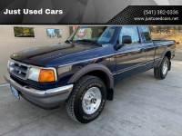 1997 Ford Ranger 2dr XLT 4WD Extended Cab SB