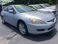 2003 Honda Accord EX V-6 2dr Coupe