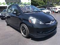 2007 Honda Fit Sport 4dr Hatchback 5M