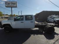 2012 Chevrolet Silverado 3500HD 4x4 Work Truck 4dr Crew Cab LB DRW