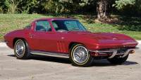 1965 Chevrolet Corvette Numbers Matching AC Coupe with Automatic
