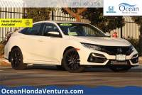 New 2020 Honda Civic Si Sedan Si Sedan For Sale or Lease in Ventura near Oxnard, Santa Barbara & Camarillo