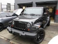 2013 Jeep Wrangler Unlimited 4x4 Sahara 4dr SUV