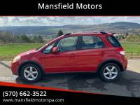 2008 Suzuki SX4 Crossover AWD 4dr Crossover w/Touring Package 4A