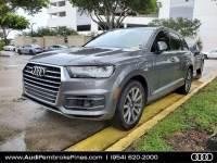 2018 Audi Q7 Prestige Sport Utility