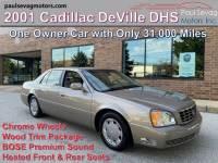 2001 Cadillac DeVille DHS 4dr Sedan