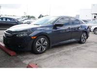 2018 Honda Civic EX-L 4dr Sedan