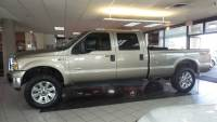 2006 Ford F-250 Super Duty LARIAT Crew Cab-4X4-TURBO DIESEL for sale in Cincinnati OH