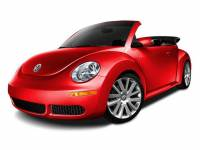 Pre-Owned 2010 Volkswagen New Beetle Convertible 2dr Convertible