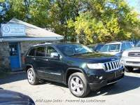 2012 Jeep Grand Cherokee Overland 4WD Automatic