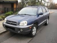2006 Hyundai Santa Fe GLS 4dr SUV (2.7L V6)