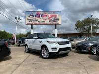 2016 Land Rover Range Rover Sport AWD Supercharged 4dr SUV
