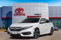 Used 2016 Honda Civic Sedan Touring