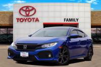 Used 2018 Honda Civic Hatchback Sport
