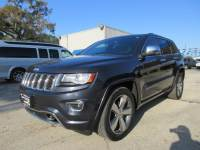 2014 Jeep Grand Cherokee 4x2 Overland 4dr SUV