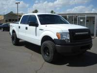 2014 Ford F-150 Crew Cab Lifted 4x4