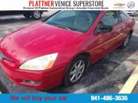 Pre-Owned 2003 Honda Accord Coupe EX