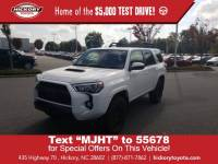 Used 2020 Toyota 4Runner TRD Pro 4WD