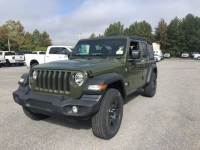 2021 Jeep Wrangler Unlimited UNLIMITED SPORT 4X4