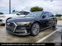 2019 Audi A8 L L 55 4dr Car