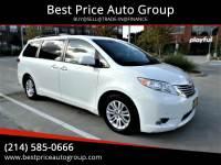 2012 Toyota Sienna Limited 7-Passenger 4dr Mini-Van