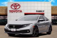 Used 2019 Honda Civic Sedan Sport