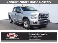 2016 Ford F-150 XLT (2WD SuperCrew 145 XLT) Truck SuperCrew Cab in Clearwater