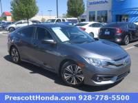 Certified Used 2018 Honda Civic Sedan EX-T