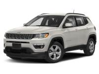 White Clearcoat Used 2019 Jeep Compass Limited 4x4 For Sale in Moline IL | P20250