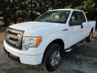 Used 2013 Ford F-150 For Sale at Duncan Ford Chrysler Dodge Jeep RAM | VIN: 1FTEX1CM4DFA48223