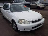 1999 Honda Civic EX 2dr Coupe