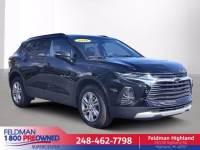 2020 Chevrolet Blazer LT Cloth 4dr SUV w/2LT