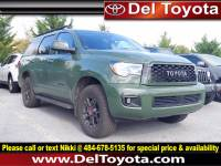 Certified Pre-Owned 2020 Toyota Sequoia For Sale in Thorndale, PA   Near Malvern, Coatesville, West Chester & Downingtown, PA   VIN:5TDBY5G17LS176154