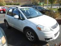 2008 Suzuki SX4 Crossover AWD 4dr Crossover w/Convenience Package 4A