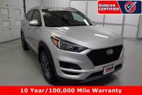 Used 2019 Hyundai Tucson For Sale at Duncan Hyundai | VIN: KM8J3CALXKU883781