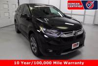 Used 2018 Honda CR-V For Sale at Duncan Hyundai | VIN: 2HKRW2H85JH693065