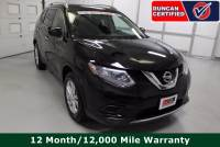 Used 2016 Nissan Rogue For Sale at Duncan Hyundai | VIN: KNMAT2MV8GP610789