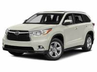 Used 2015 Toyota Highlander For Sale at Duncan Hyundai | VIN: 5TDJKRFH2FS130416