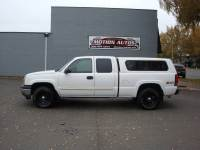 2005 Chevrolet Silverado 1500 QUAD DOOR 4X4 Z71 5.3 V8 AUTO ALLOYS CANOPY